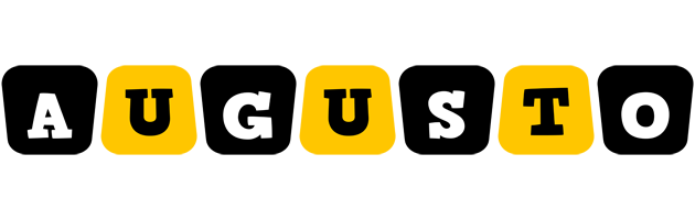 Augusto boots logo