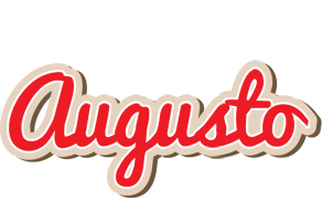 Augusto chocolate logo