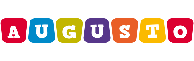 Augusto daycare logo