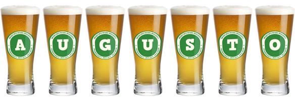 Augusto lager logo