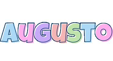 Augusto pastel logo