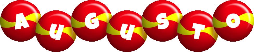 Augusto spain logo