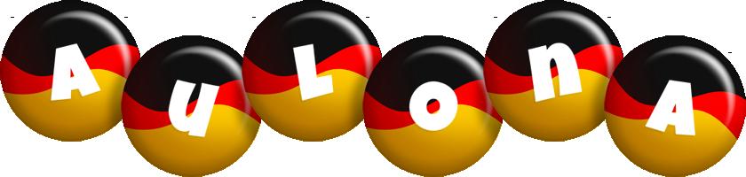 Aulona german logo