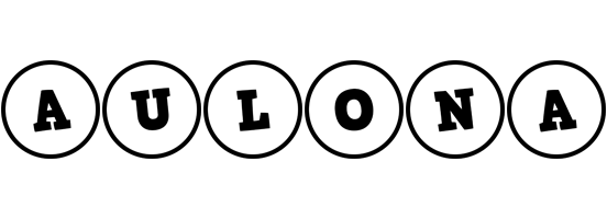 Aulona handy logo