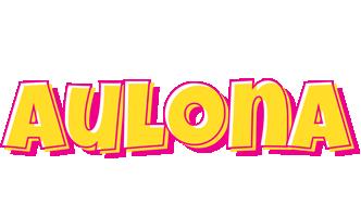 Aulona kaboom logo