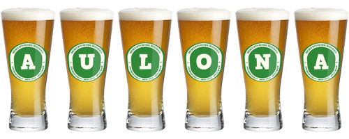 Aulona lager logo