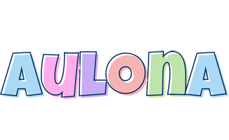 Aulona pastel logo