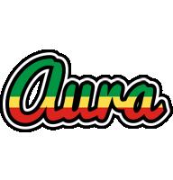 Aura african logo
