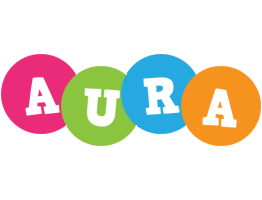 Aura friends logo