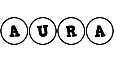 Aura handy logo