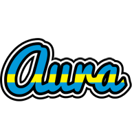 Aura sweden logo