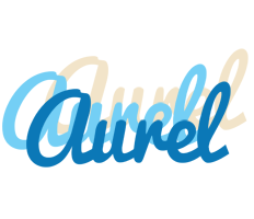 Aurel breeze logo