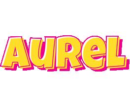 Aurel kaboom logo
