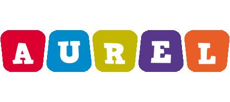 Aurel kiddo logo