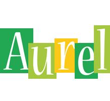 Aurel lemonade logo