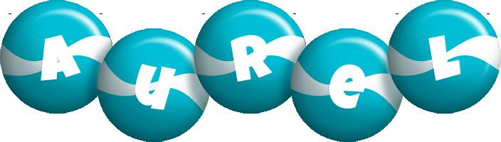 Aurel messi logo