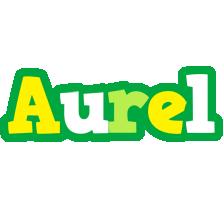 Aurel soccer logo