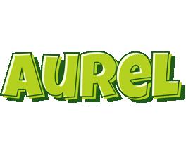 Aurel summer logo