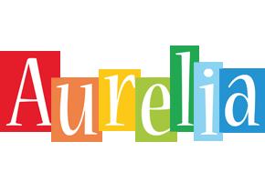 Aurelia colors logo