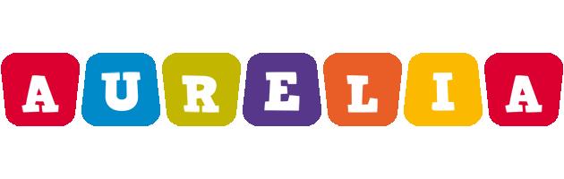 Aurelia kiddo logo