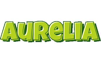 Aurelia summer logo