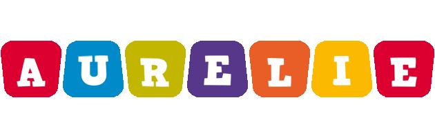 Aurelie kiddo logo