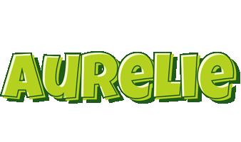 Aurelie summer logo