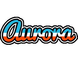 Aurora america logo