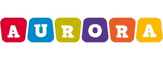 Aurora daycare logo
