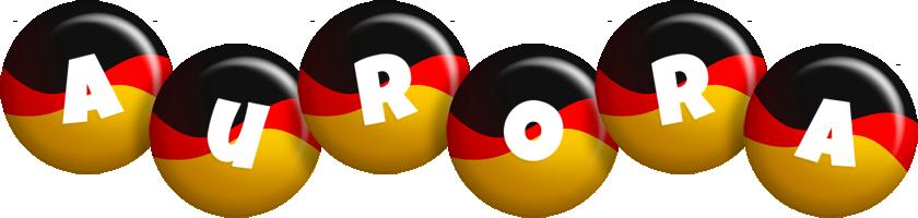 Aurora german logo