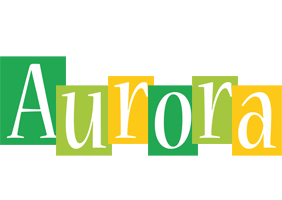 Aurora lemonade logo