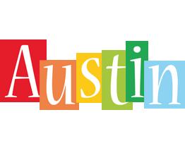 Austin Logo Name Logo Generator Smoothie Summer