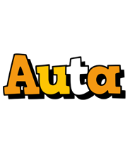 Auta cartoon logo