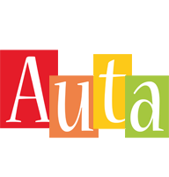 Auta colors logo