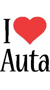 Auta i-love logo