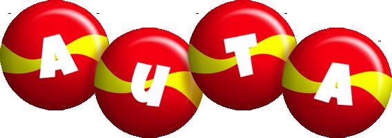 Auta spain logo