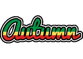 Autumn african logo