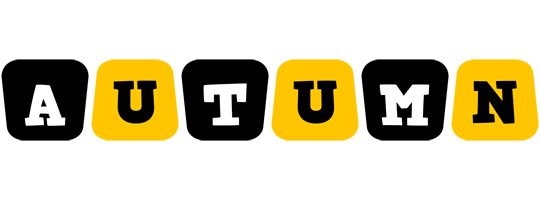 Autumn boots logo