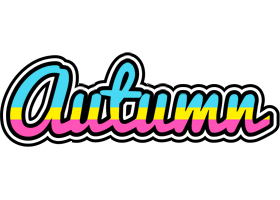 Autumn circus logo