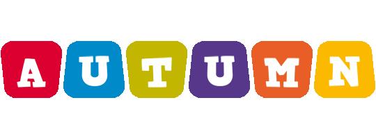 Autumn kiddo logo