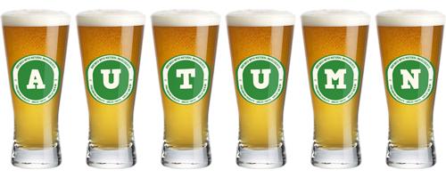 Autumn lager logo