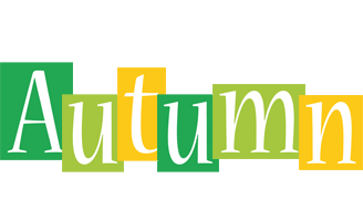 Autumn lemonade logo