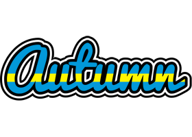 Autumn sweden logo