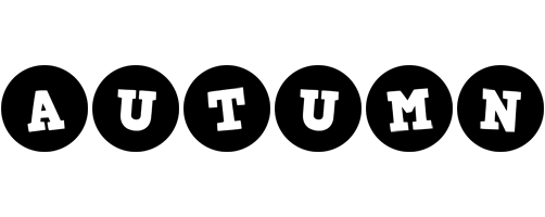 Autumn tools logo