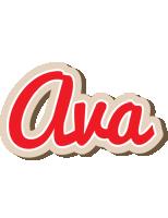 Ava chocolate logo