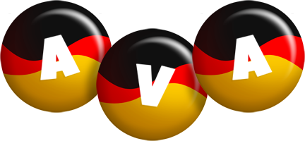 Ava german logo