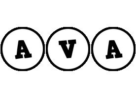 Ava handy logo