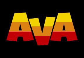 Ava jungle logo