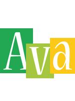 Ava lemonade logo