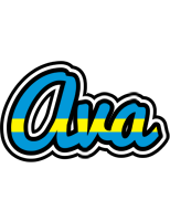 Ava sweden logo